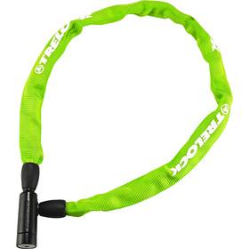 Trelock BC 115 Chain Lock 60cm, zielony